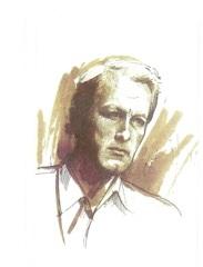 Portrait du journaliste François Chalais
