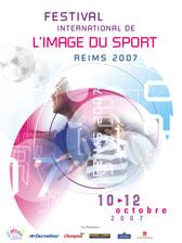 Site internet du Festival international de l'image du sport 2007