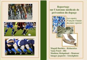 Site de l'Agence Médicale de Prévention du Dopage