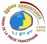 Lien vers le Site de l'Union de la Presse Francophone