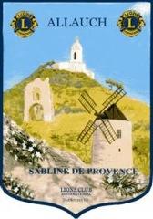 Lien vers le site du Lions Club Sabline de Provence