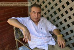 Marcelino Vasquez © Radio Sin Fronteras 98.5 FM